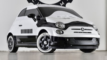 Garage Italia Customs unveils the Fiat 500e stormtrooper