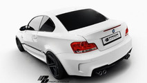 BMW 1-Series with Prior Design aero kit