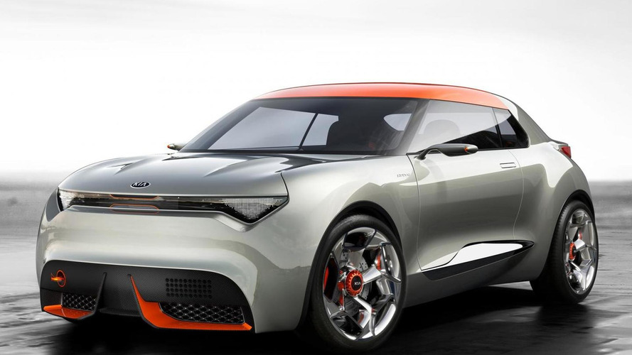Kia provo concept tipped for production - report