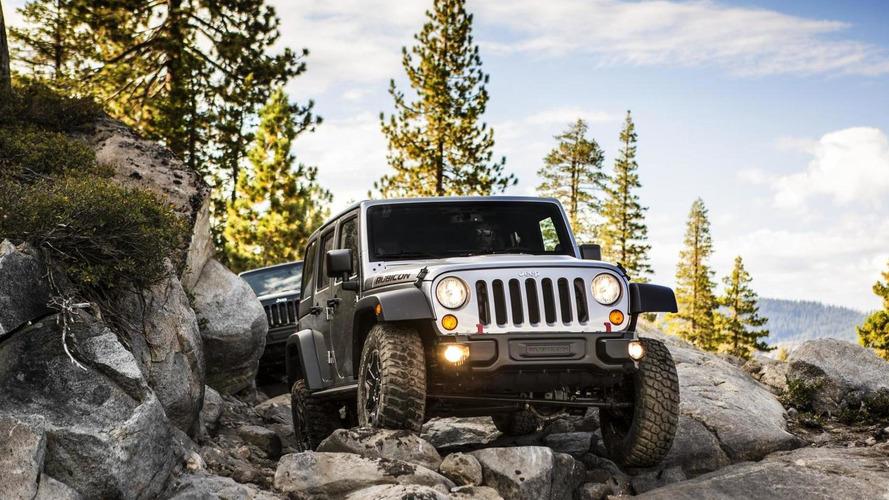 Jeep produces their millionth Wrangler JK