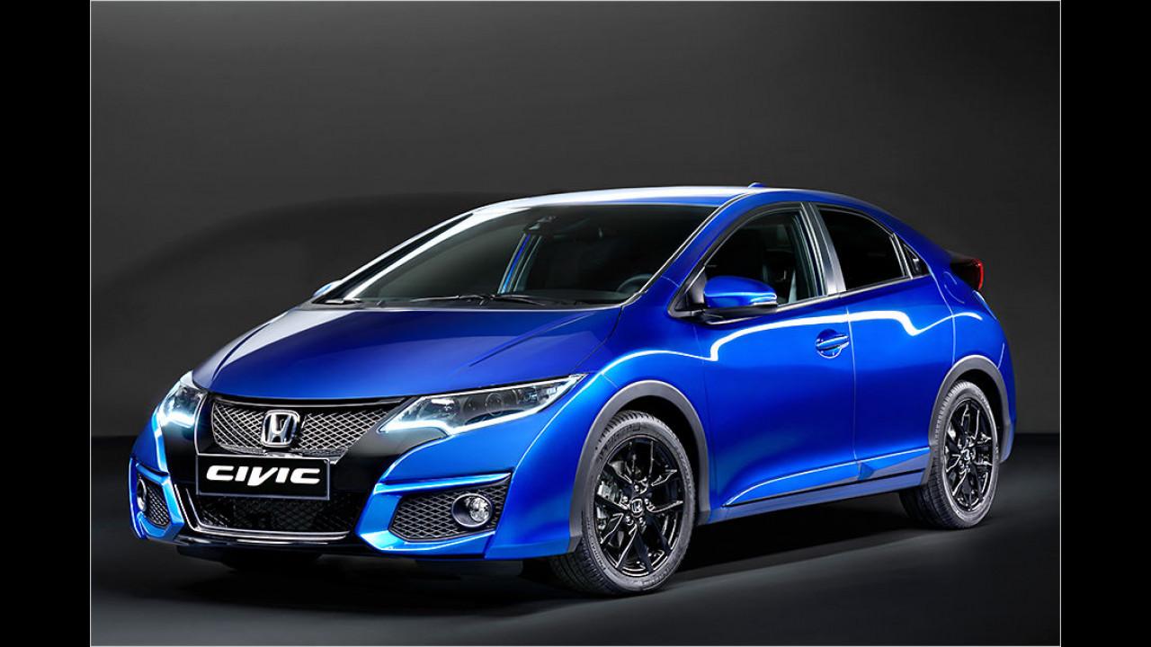 Neues von Hondas Kleinen