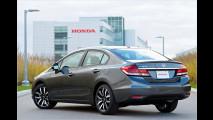 Honda: Neu abgestuft