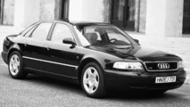 Audi A8: su historia en fotos