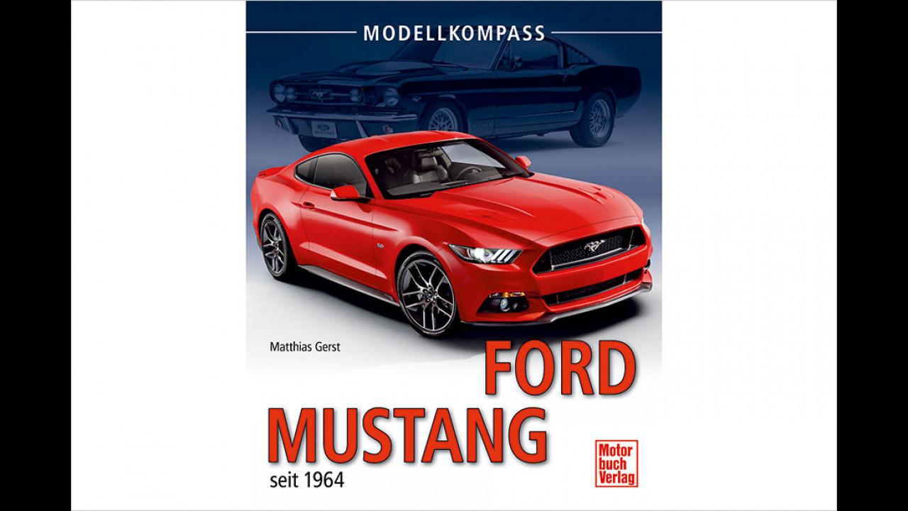 Matthias Gerst: Modellkompass Ford Mustang