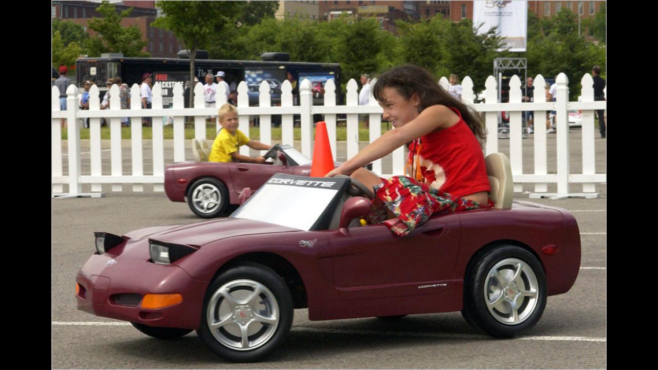 Corvette für Kids