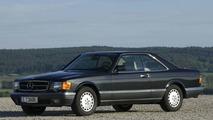 1981: Mercedes-Benz 380 SEC Coupe