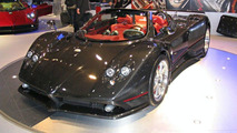 Pagani Zonda F Roadster at Geneva
