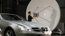 Mercedes SLK Vario-Roof is quietest-running of entire segment
