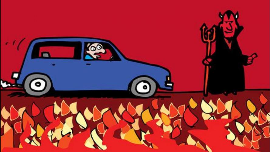 Mercato auto, si riparte ad una condizione
