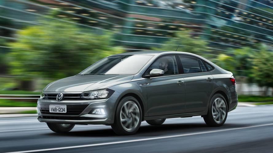 New Volkswagen Polo-Based Virtus Sedan Officially Revealed
