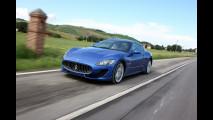 Maserati GranTurismo Sport, l'equilibrio della distinzione