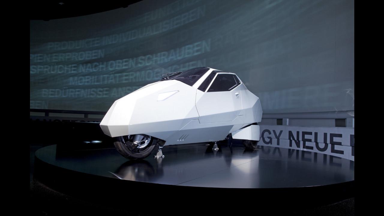 BMW Simple e Clever concept