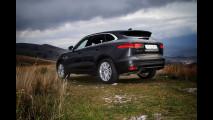 Drive in Italy | Gran Sasso, Jaguar F-Pace 040