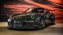7.- Porsche 911 GT3 RS, por Edo Competition