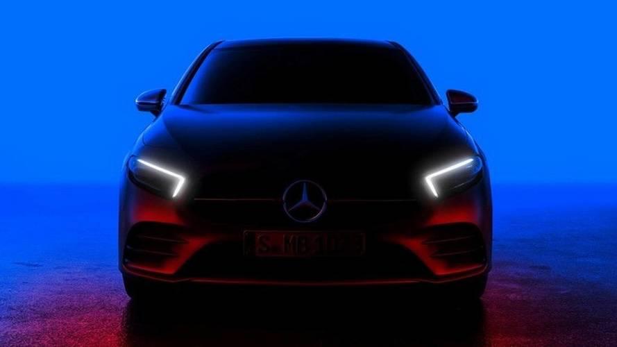 Mercedes A Serisi'nin teknolojik kokpiti detaylandırıldı