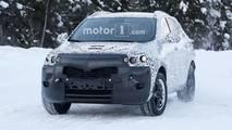 Fotos espía Opel Mokka X 2018