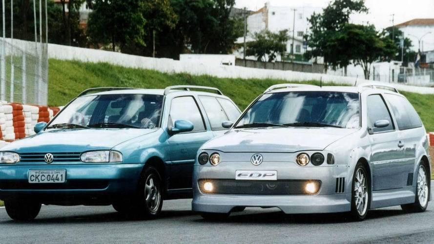 Conceitos esquecidos: VW Parati EDP tinha visual inspirado nos carros da DTM