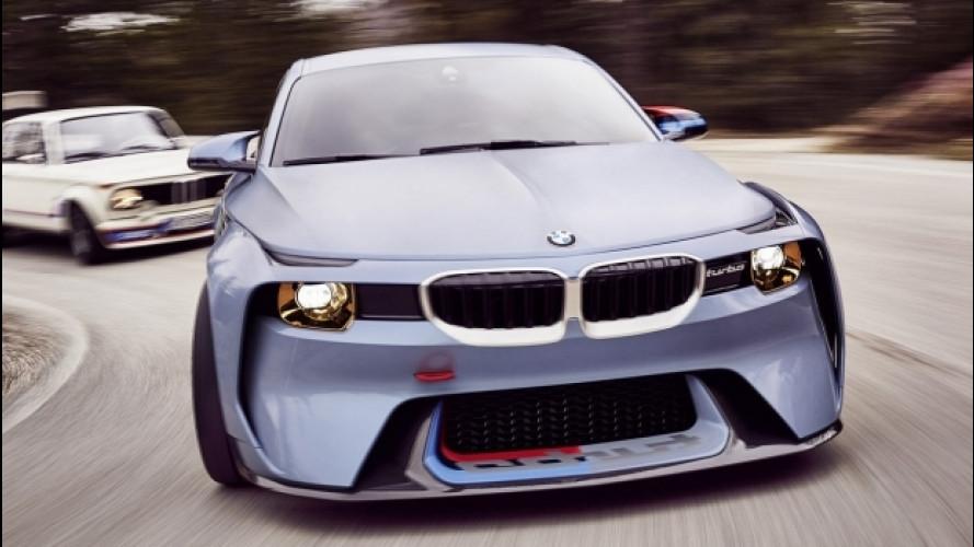 BMW, la 2002 Hommage concept farà il bis