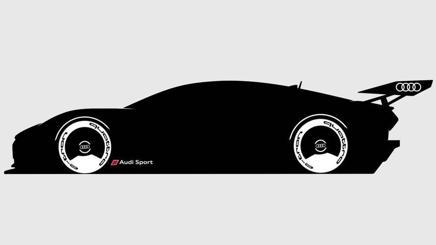 Audi Vision GT e-tron, la coupé per chi guida con il joystick