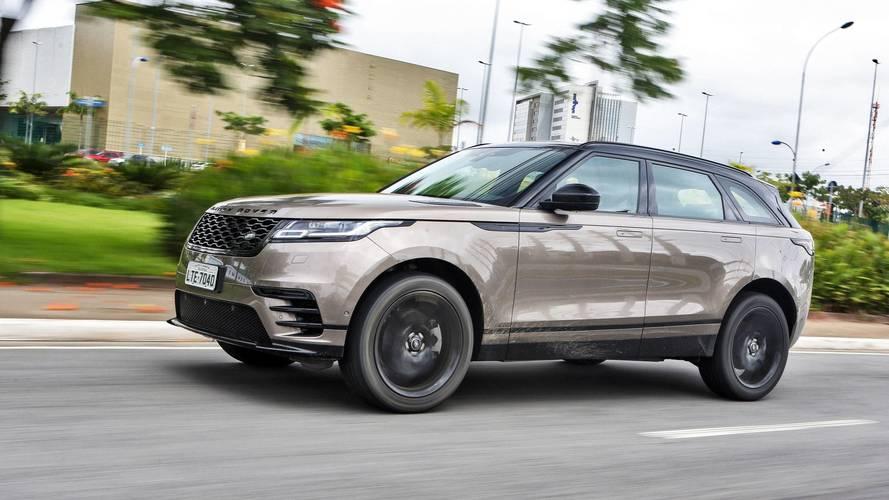 Range Rover Velar ganha prêmio de carro mais bonito do mundo