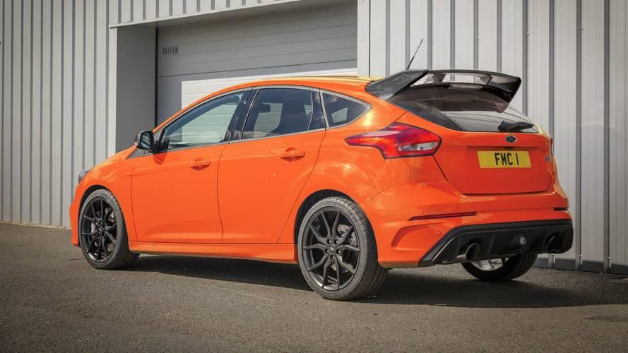 Ford, Focus RS'e yeni bir özel versiyon getirdi