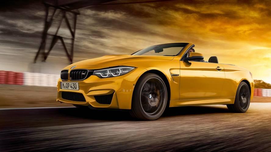 BMW M4 Cabrio 30 aniversario, tres décadas de pura diversión