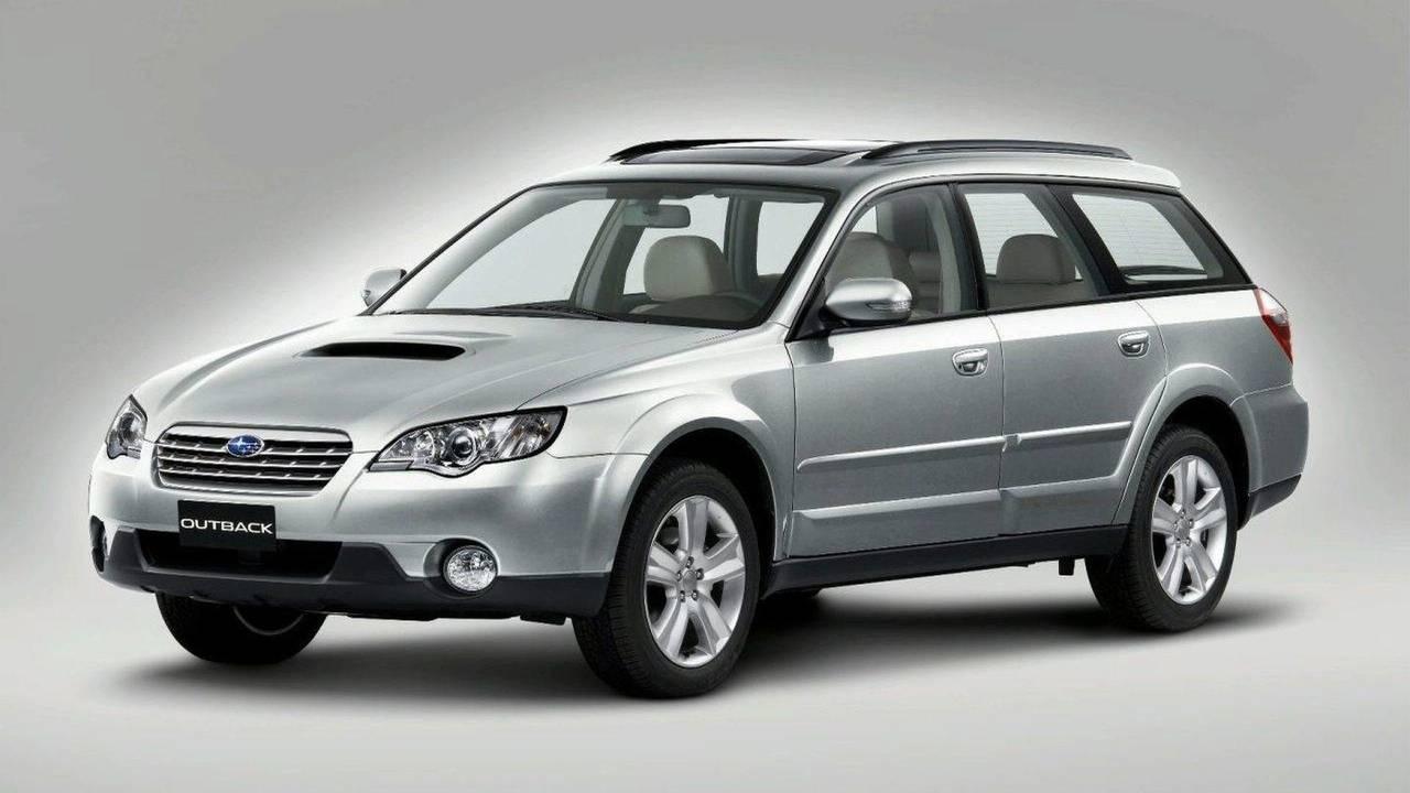 Subaru Outback Boxer Diesel