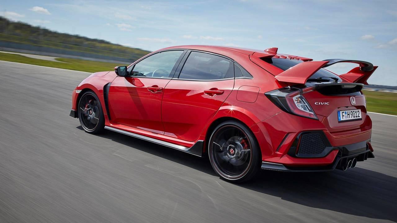 Honda Civic Type R 2018, desde 38.400 euros