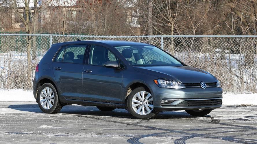 2018 Volkswagen Golf Review: Your Friendly Everyday Hatchback