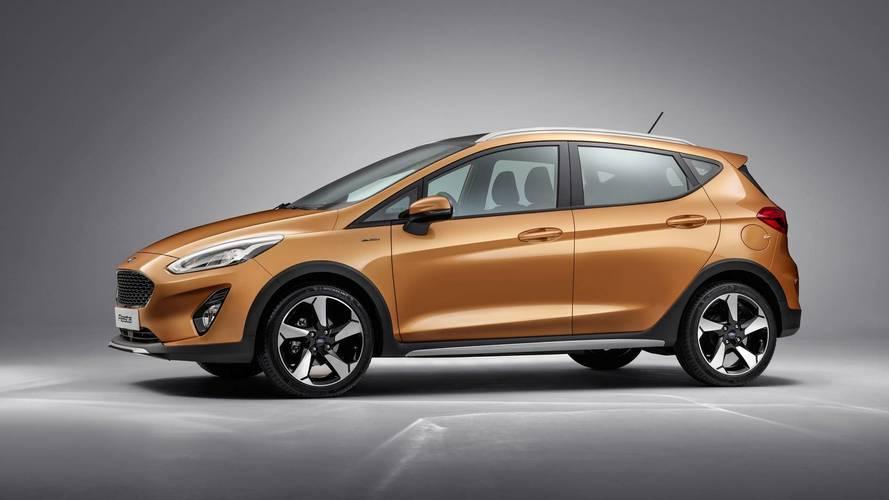 Voici les tarifs de la Ford Fiesta Active