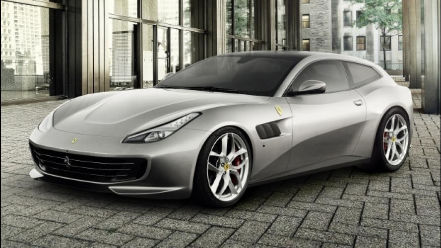 Ferrari GTC4 Lusso T, è tempo di mettere il turbo
