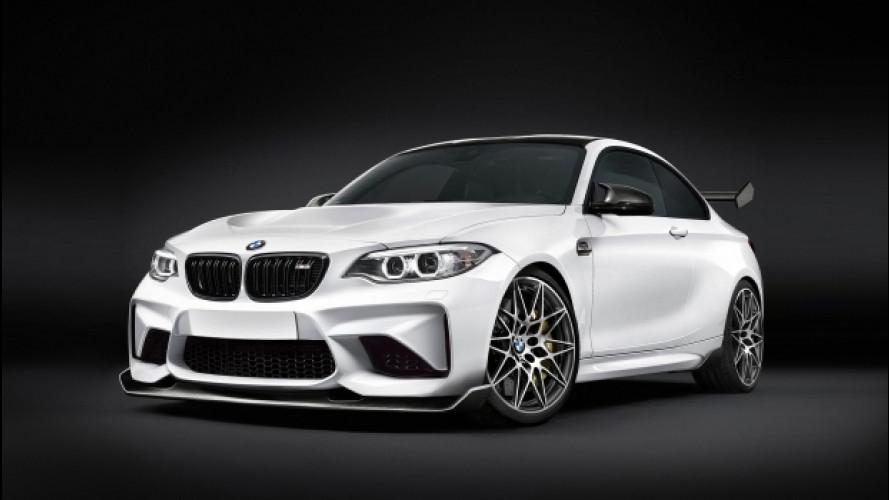 BMW M2 Coupé, da Alpha-N Performance un tuning in stile M4 GTS