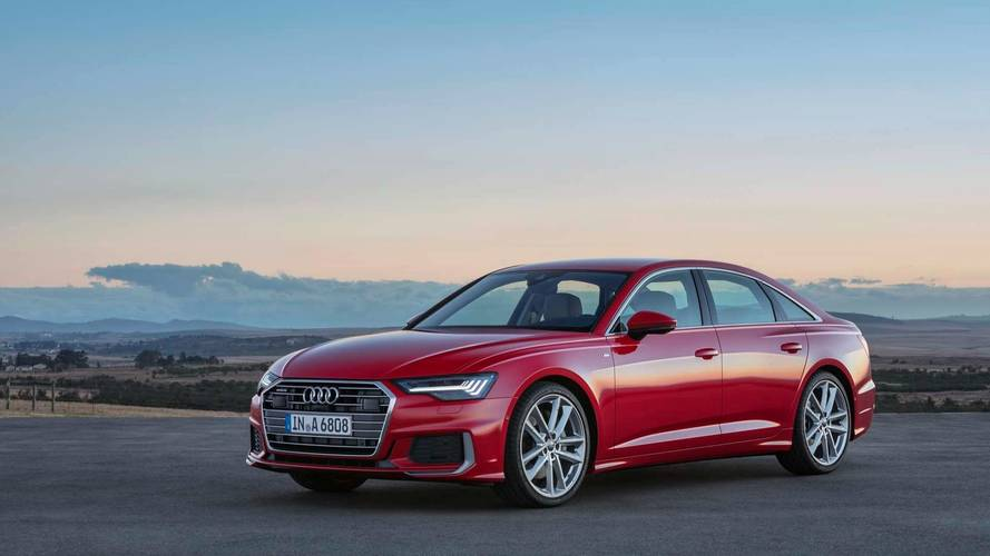 Audi unveils the all-new 2018 A6