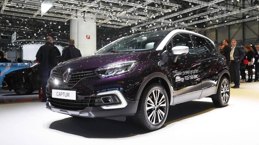 Renault au salon de Genève 2018