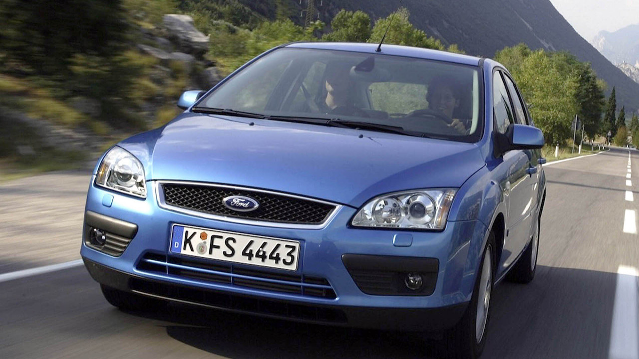 Ford Focus II (2004)