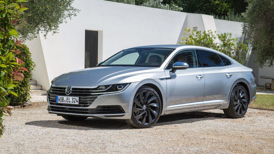 vw arteon r to have 400 hp from turbo vr6 engine. Black Bedroom Furniture Sets. Home Design Ideas