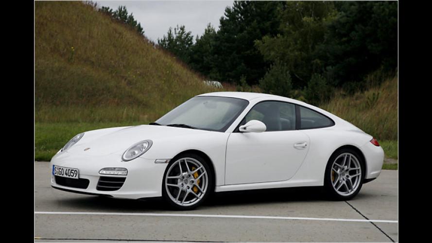 Jekyll meets Hyde: Der Porsche 911 Carrera 4S PDK im Test