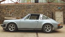 Porsche 911 Type G Tesla