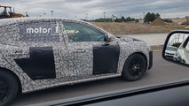 2019 Ford Focus Five-Door Spy Shots
