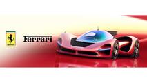 Ferrari P3 / Scuderia Baldini Concept
