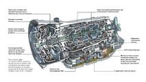 Mercedes 9G-Tronic transmission