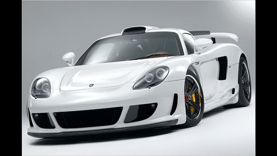 Gemballa Mirage GT: Überflieger-Porsche mit über 670 PS
