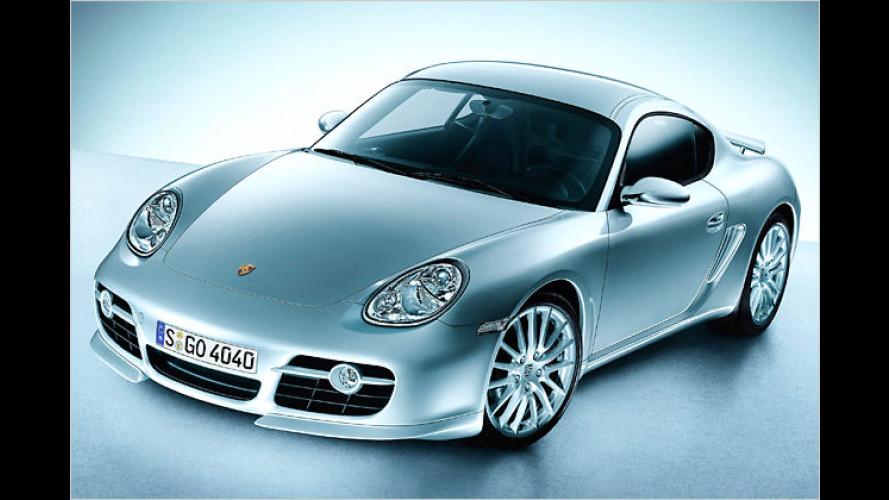 Porsche-Aerodynamik-Kit für die Sport-Krokodile