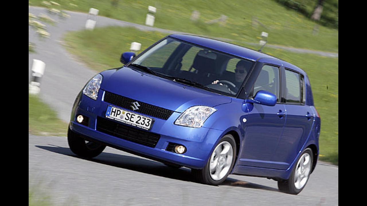 Suzuki Swift 4x4