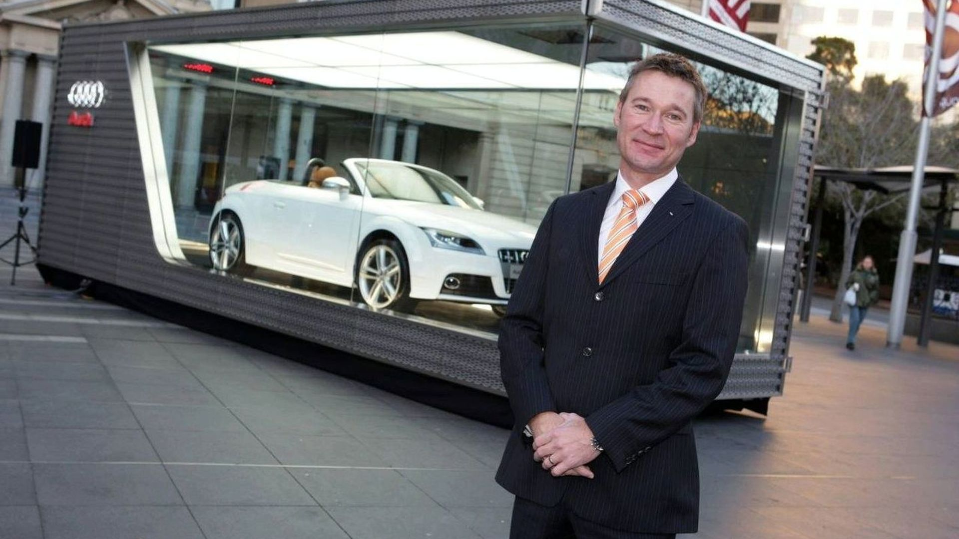 Audi One Car Showroom Is Launched In Sydney - Audi car showroom