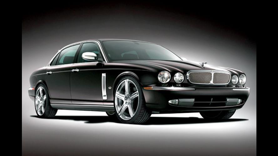 Jaguar XJ LWB Super V8 Portfolio: Die ultimative Edelkatze