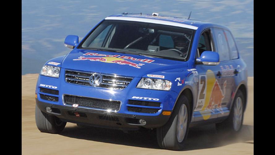 Pikes Peak: VW Touareg V10 TDI stellt neuen Rekord auf