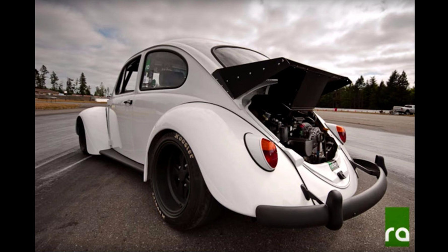 Subaru-Powered 1965 Volkswagen Beetle