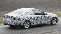 2013 BMW 4-Series Coupe spied for first time 20.10.2011
