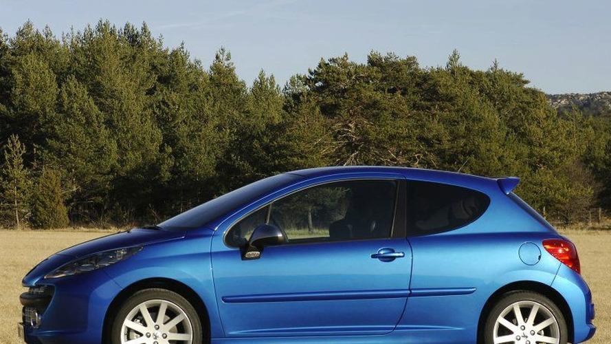 Peugeot 207 RC: In Detail